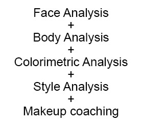 Style Coaching + Makeup Package